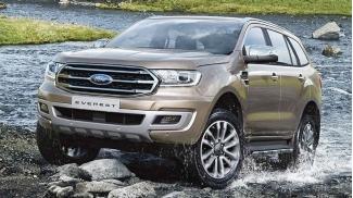 Ford Everest Titanium 2.0L Turbo 4X2 10AT 2020
