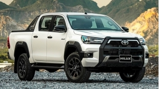 Toyota Hilux 2.8 4x4 AT Adventure 2020