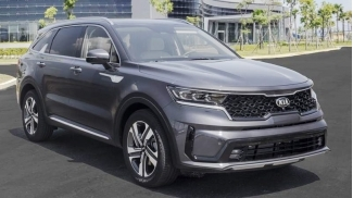 KIA Sorento Luxury - May Dau 2021