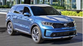 KIA Sorento Luxury - May Xang 2021