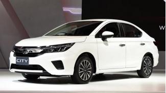 Honda City L 2021