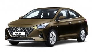 Hyundai Accent 1.4 MT Base 2021