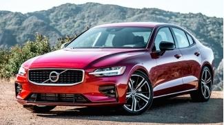 Volvo S60 R-Design 2021