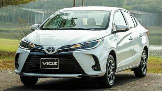 Toyota Vios E-CVT (3 tui khi) 2021