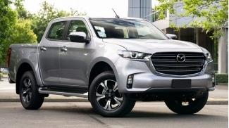 Mazda BT-50 1.9 Luxury 4x2 2021