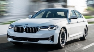 BMW 520i Luxury Line 2021
