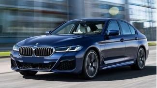 BMW 520i M Sport 2021
