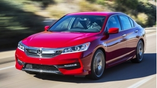 Honda Accord 2.4 AT 2016