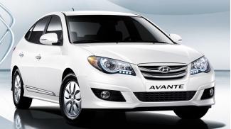 Hyundai Avante 1.6 MT 2014