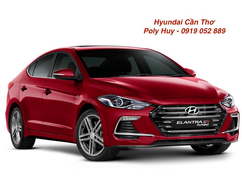 Hyundai Cần Thơ - ELANTRA 1.6 TURBO 2018 - MẠNH NHẤT PHÂN KHÚC