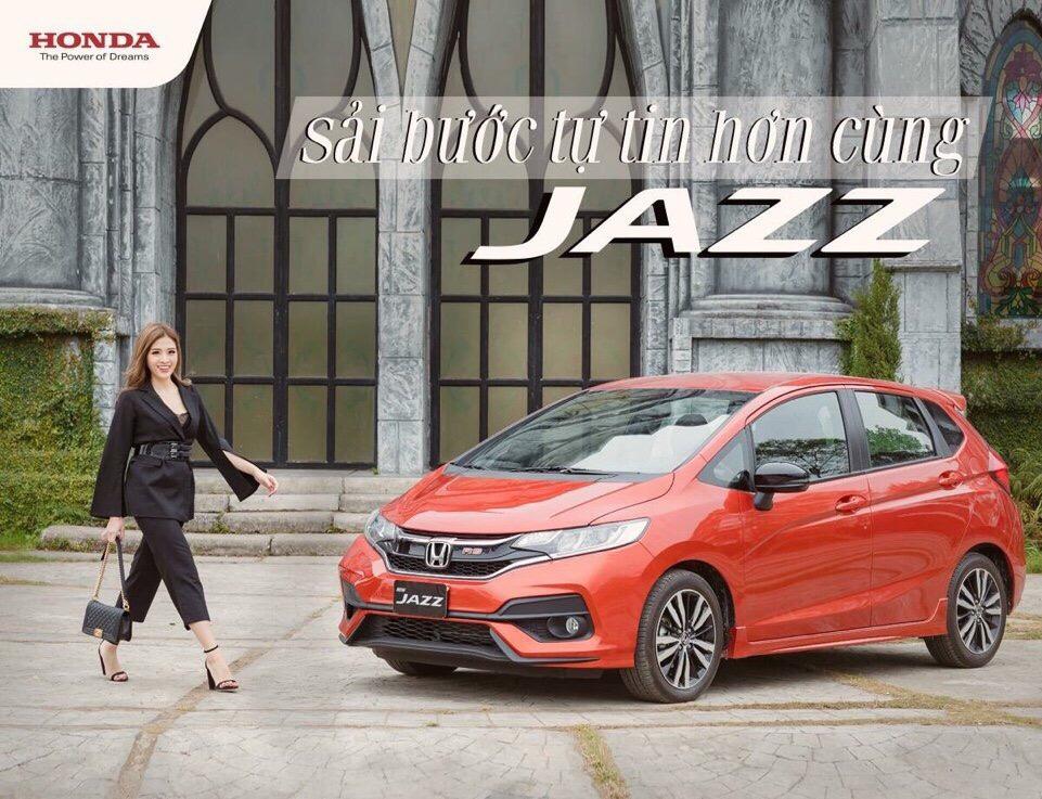 Honda Jazz 2018 - Honda Ô Tô Bình Dương Gọi Ngay 0936.61.14.14