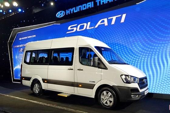 Hyundai Solati 2.5 - Hyundai Cần Thơ
