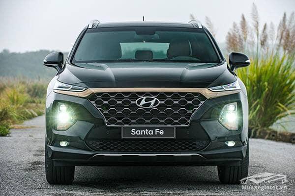 Bán xe Hyundai SANTAFE 2019 Hotline 0919052889 - Huy Hyundai Cần Thơ