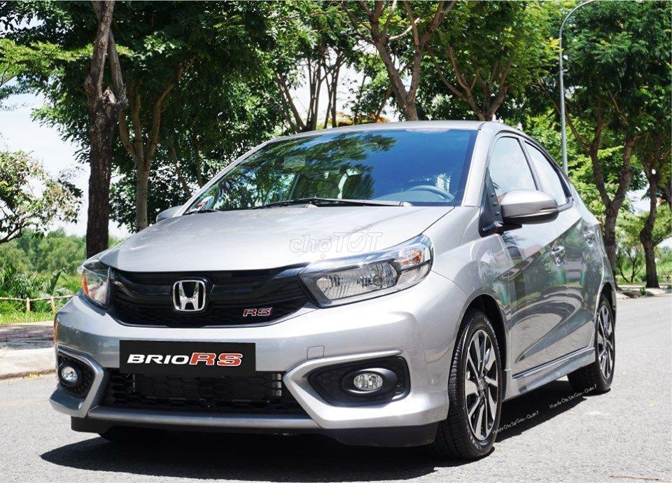 Giá xe Honda Brio Bình Dương