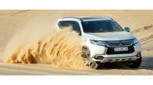 Mitsubishi Pajero Sport 2017 ban may dau sap ban tai Viet Nam