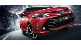 Chi tiet Toyota Vios 2018 phien ban nang cap