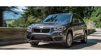 Chi tiet xe BMW X1 2017 tai Viet Nam