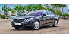 Chi tiet Mercedes S-Class 2017 tai Viet Nam