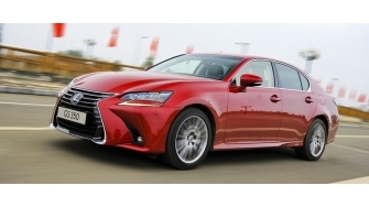Chi tiet xe Lexus GS 2017 tai Viet Nam