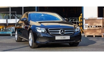 Chi tiet xe Mercedes E250 2017 lap rap tai Viet Nam