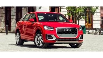 Gia ban xe Audi Q2 2017 tai Viet Nam tu 1,5 ty dong
