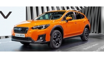 Subaru XV 2018 chinh thuc ra mat