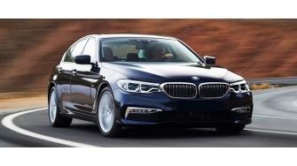 Gia ban xe BMW 5-Series 2018 tai Viet Nam tu 2,198 ty dong