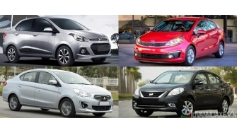 Mua xe sedan gia 400-500 trieu dong nam 2017
