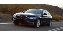 Chi tiet BMW 5-Series 2018 phien ban G30 520d may dau