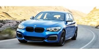 BMW 1-Series 2018 ra mat