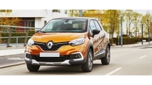 Renault Captur 2018 xe SUV co nho canh tranh Ford EcoSport