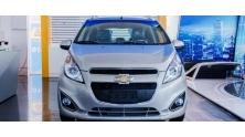 Chi tiet Chevrolet Spark va Chevrolet Spark Duo-Van tai Viet Nam