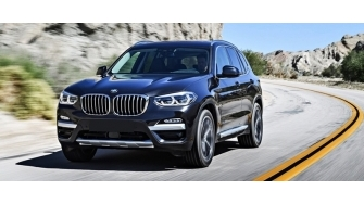 Hinh anh chi tiet BMW X3 2019 hoan toan moi