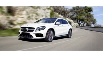 Hinh anh chi tiet xe Mercedes GLA 2018