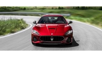 Hinh anh chi tiet xe Maserati GranTurismo 2018