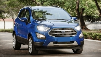 Chi tiet Ford EcoSport 2018 the he moi