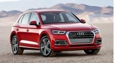 Gia ban xe Audi Q5 2018 tai Viet Nam tu 2,5 ty dong
