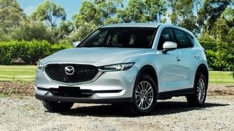 Danh gia xe Mazda CX-5 2018 hoan toan moi