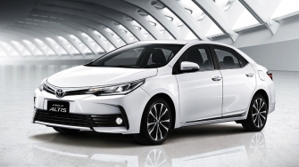 Hinh anh chi tiet Toyota Altis 2018 phien ban ban tai Viet Nam