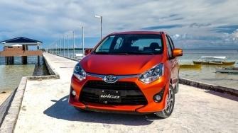 Toyota Wigo 2018 canh tranh Hyundai i10, Kia Morning tai Viet Nam
