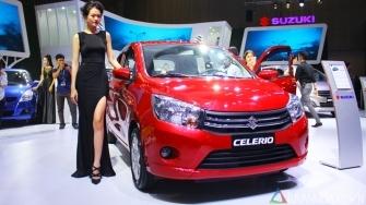 Xe Nhat gia re Suzuki Celerio 2018 tai Viet Nam