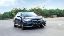 Honda Viet Nam giam gia ban Civic, CR-V va Accord tu thang 8/2017