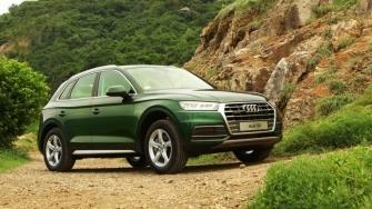 Audi Q5 2018 hoan toan moi ban ra tai Viet Nam, gia tu 2 ty dong