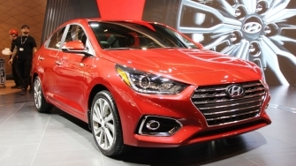 Hyundai Accent 2018 ra mat, canh tranh Honda City, Toyota Vios