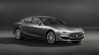 Maserati Ghibli 2018 ra mat, Ghibli GranLusso va Ghibli GranSport