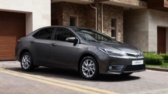 Toyota Altis 2018 tai Viet Nam them hai phien ban 2.0V Luxury va 1.8E CVT gia mem