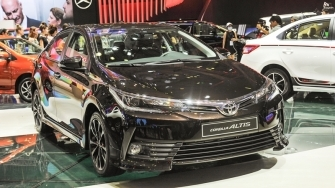 Trang bi tinh nang Toyota Altis 2018 ban 2.0V Luxury va 1.8E CVT
