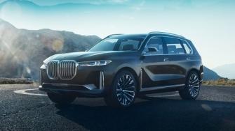 Chi tiet BMW X7 2018 - SUV co lon canh tranh Mercedes GLS