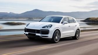 Chi tiet Porsche Cayenne Turbo 2018 the he moi