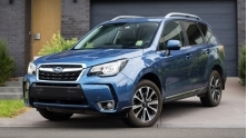 Danh gia uu nhuoc diem xe Subaru Forester 2017-2018 tai Viet Nam